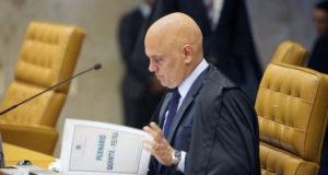 アレシャンドレ・デ・モラエス最高裁判事(Rosinei Coutinho/SCO/STF)