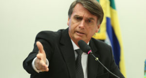 ボウソナロ(Foto: Fabio Rodrigues Pozzebom/Agência Brasil, 9/11/2016)