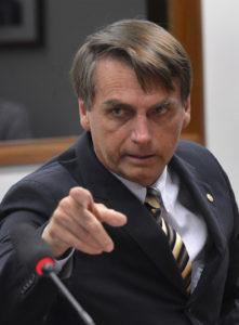 ボルソナロ候補(Foto: Wilson Dias/Agencia Brasil (16/12/2014))