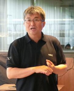 高田正純CEO