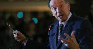 アロイジオ・ヌネス、ブラジル外相(Fabio Rodrigues Pozzebom/Agencia Brasil)