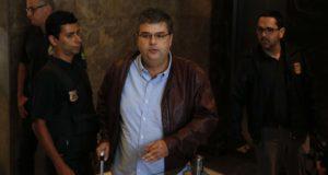 逮捕されたアンドレ・コレア州議は、10月の統一選で再選されたばかりだ(Tomaz Silva/Ag. Brasil)