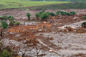 廃墟と化したベント・ロドリゲス地区(Rogério Alves/TV Senado)