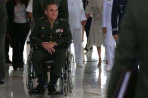 ヴィラス・ボアス陸軍総司令官(Valter Campanato/Agencia Brasil)