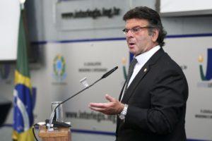 ルイス・フクス判事(Marcelo Camargo/Agencia Brasil)
