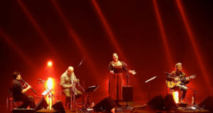 8月にサンパウロで収録された名演奏の様子(公式ホームページより)