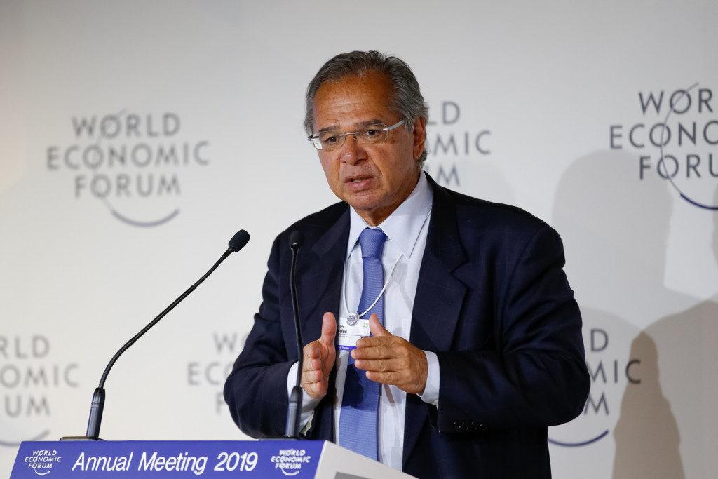 ゲデス経済相(Alan Santos/PR)