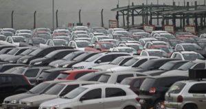自動車販売は予想を上回る14・5%の成長を記録した(イメージ映像、Arquivo/Agência Brasil)