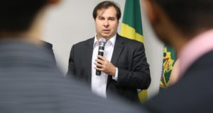 マイア氏(Marcos Corrêa/PR)