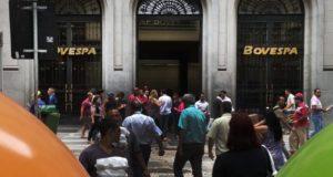 サンパウロ市中心部の株式取引所(Hugo Arce/Fotos Publicas)