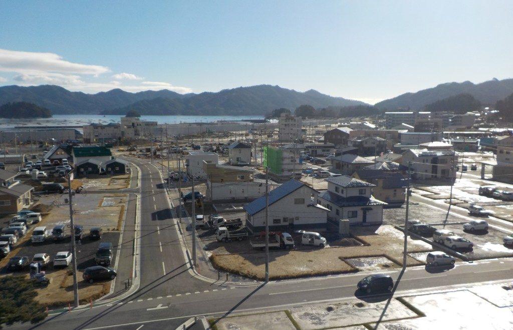 現在の山田町