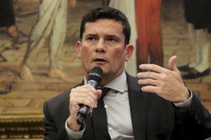 セルジオ・モロ法相(Wilsom Dias/Ag. Brasil)