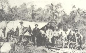 現地測量隊(1928年)
