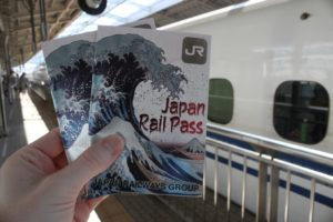 JRパス(提供 fletcherjcm, 2010(flickr))