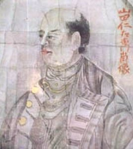 山田長政(Public domain, via Wikimedia Commons)