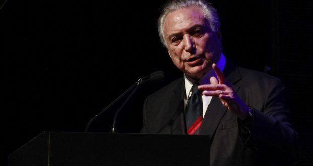 テメル大統領(marcos Correa/PR)