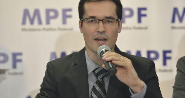 ラヴァ・ジャット班のデウタン・ダラグノル検察官(Jose Cruz Agencia Brasil)