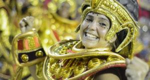 昨年のサウゲイロのパレード(Paulo Portilho/Riotur)