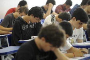 教師は過酷な環境下に置かれている(参考画像・Ag. Brasil)