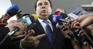 マイア議長(Fabio Rodrigues Pozzebom/Agencia Brasil)