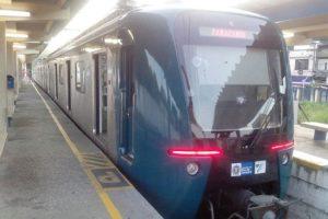 Superviaの車両(Trilhos do Rio/Flckr)