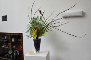 河村徳子さんによる「令和」をイメージした作品