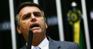 ボウソナロ大統領(Marcelo Camargo/Agencia Brasil)