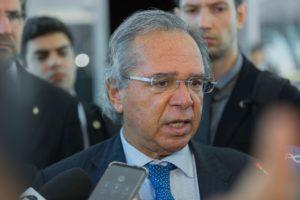 パウロ・ゲデス経済相(Gustavo Raniere/ASCOM/Ministerio da Economia)