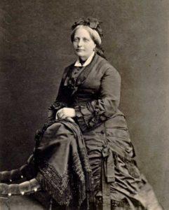 テレザ・クリスティーナ皇后(Adele Perlmutter-Heilperin (founded her studio in 1862) [Public domain])
