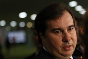 どんどん「影の首相」的な存在になっていくロドリゴ・マイア下院議長(Fabio Rodrigues Pozzebom/Agência Brasil)