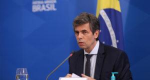 ネウソン・タイシ保健相(Júlio Nascimento/PR)