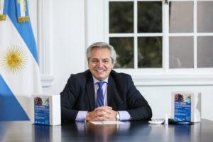 アルゼンチンのフェルナンデス大統領(Casa Roaada)