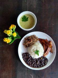 『Nossa Janela』のベネズエラ料理