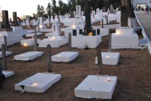 アルバレス・マッシャードに現在も残る日本人墓地