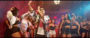 Baile de Tokyoのミュージックビデオ(REI CAPOEIRAPさん提供)