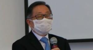 税田パウロ清七新会長