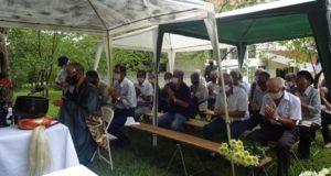2020年度コチア組合関係者およびコチア青年先亡者合同慰霊祭