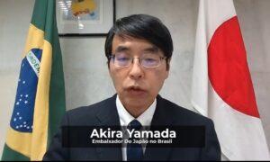 山田彰日本国大使