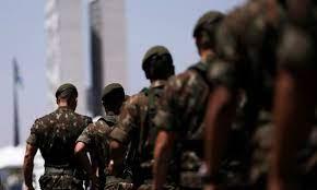 軍のイメージ(Marcelo Camargo)