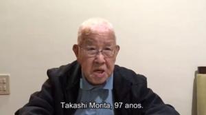 ブラジル被爆者平和協会の森田隆会長