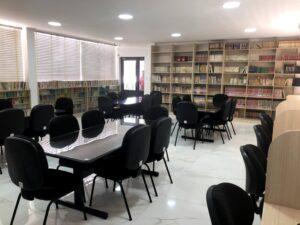 新図書館(マナウス総領事館提供)