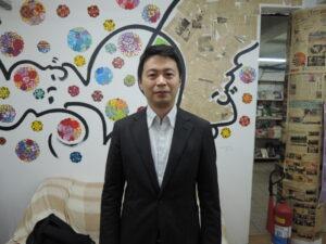 木村隆介氏