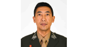 亀井ウィリアン幸嗣少将