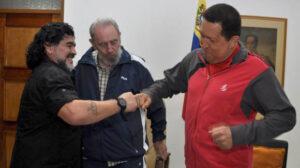 生前のチャベス氏(Cubadebate)