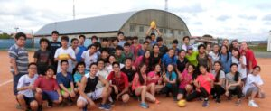 聖南西青空スポーツ教室(提供写真)